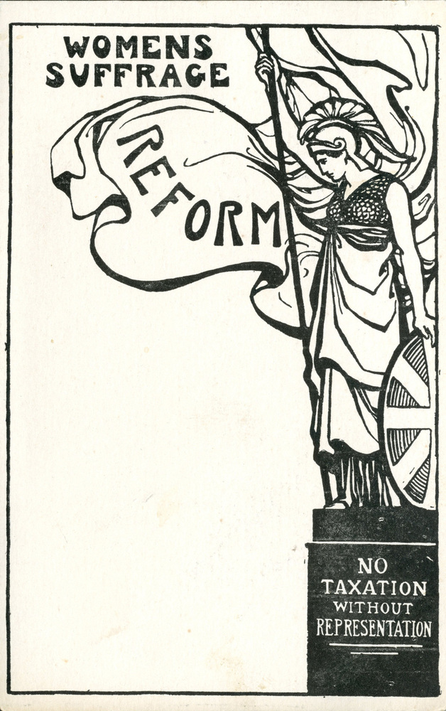 Suffrage: uniting