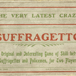 Suffrage: fundraising
