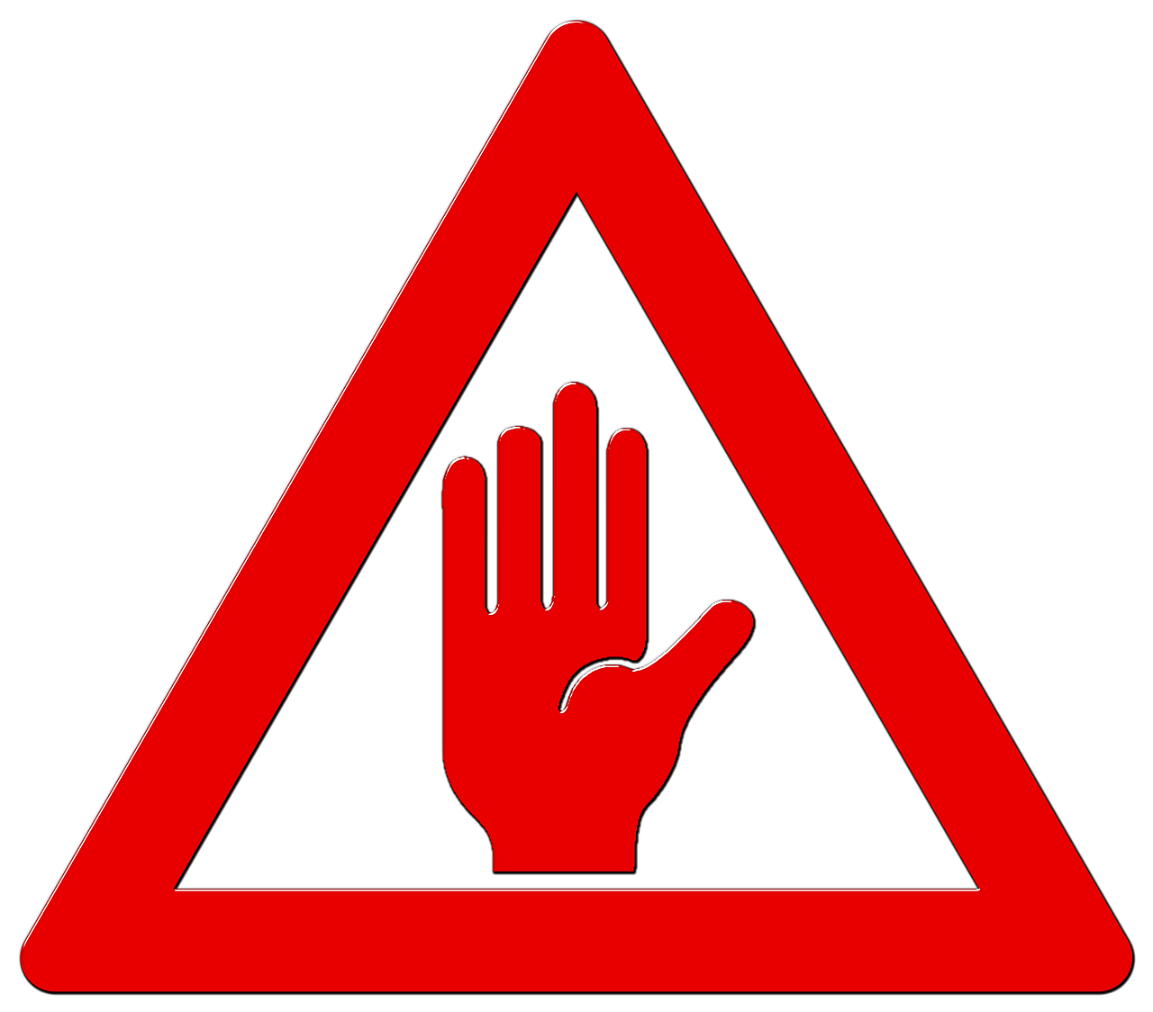 Image result for WARNING