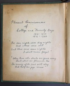 Inside cover page