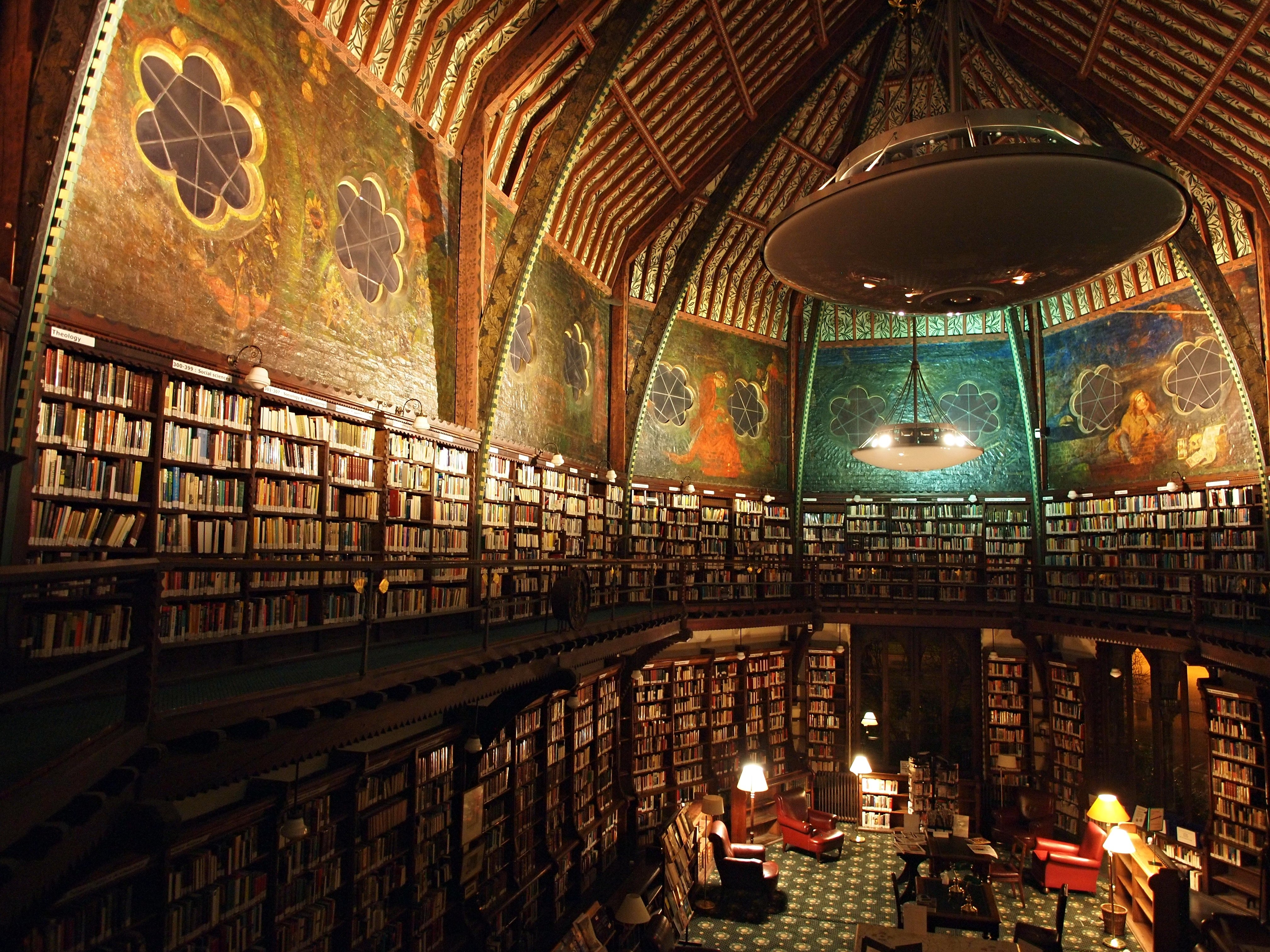 8 Bequests By Famous Authors to Libraries